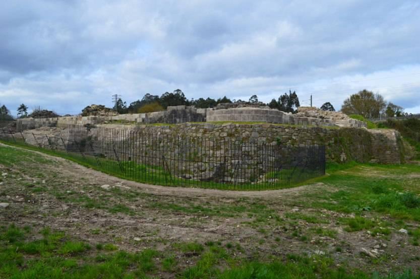 Castillo de la Rocha Forte (Santiago) · Fotos, opiniones ...