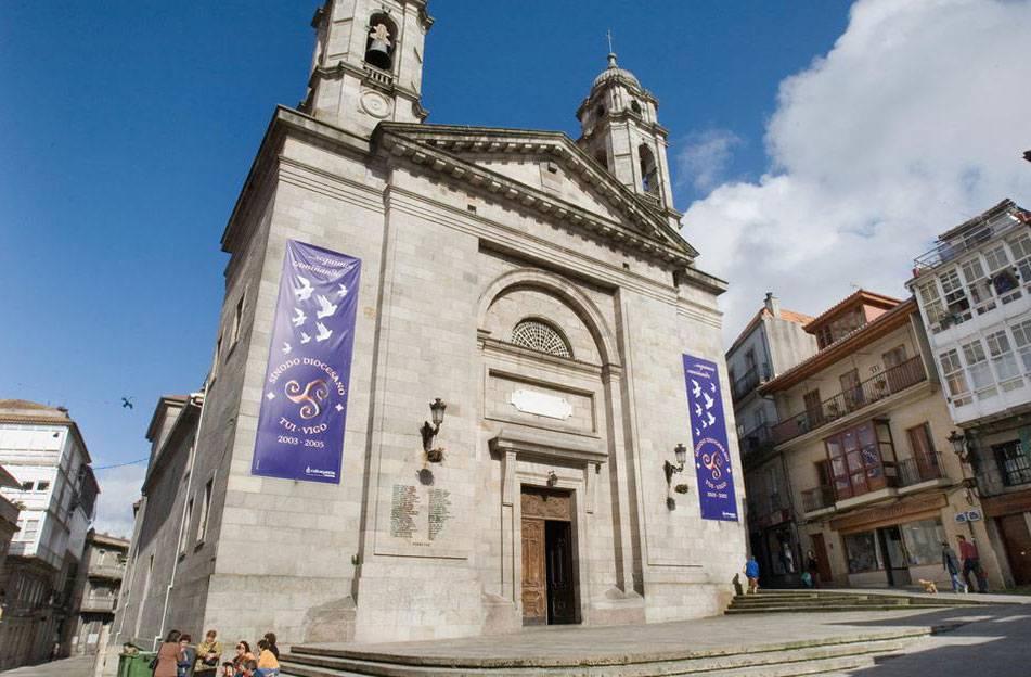 Concatedral de Santa María (La Colegiata)